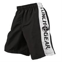 Clinch Gear Childrens Performance MMA Shorts - Black